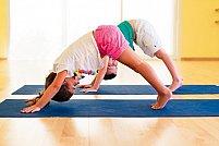 Creativ, nu competitiv! Yoga si Gimnastica pentru Copii