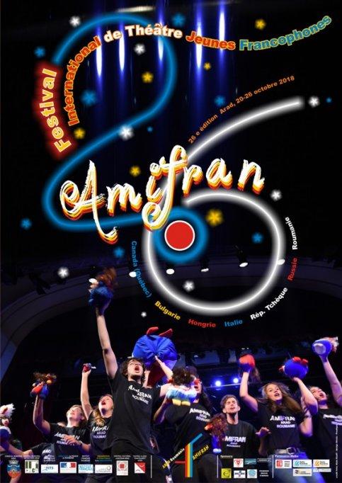 Festivalul International de Teatru Tanar Francofon Amfiran