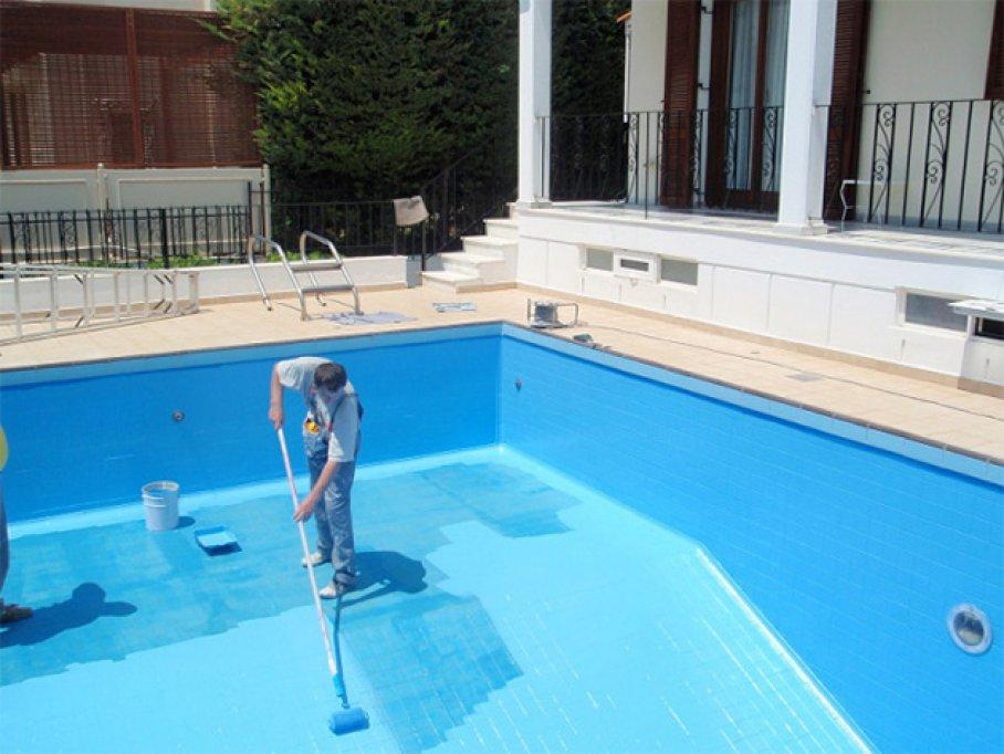 Confort prelungit cu hidroizolatii piscina de calitate