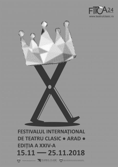 Spectacole din strainatate pe scena Festivalului International de Teatru Clasic Arad