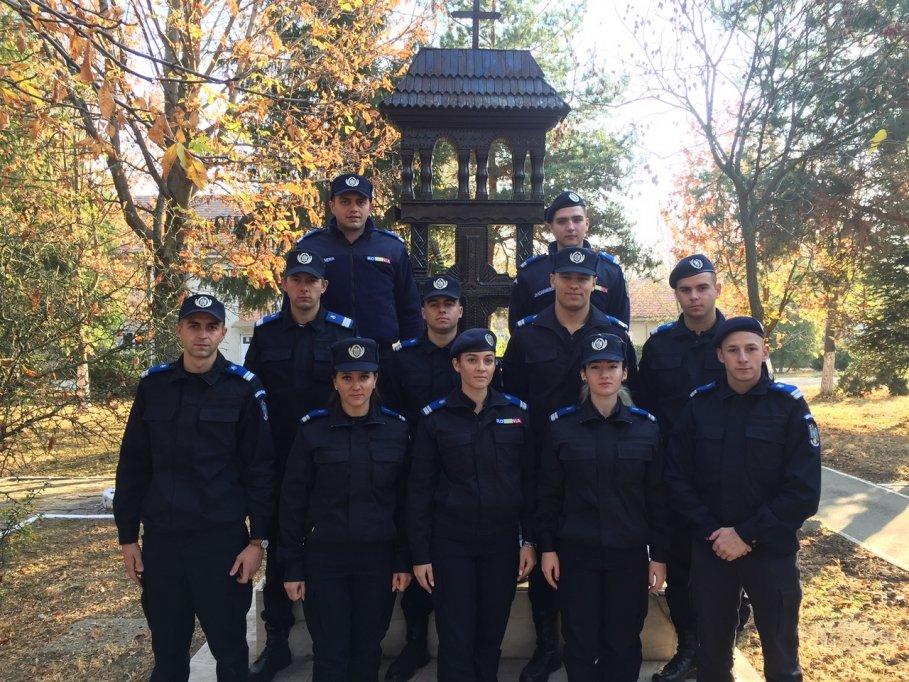 Jandarmi noi la Inspectoratul de Jandarmi Județean Arad