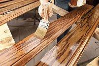 Calitate nemteasca in lacuirea lemnului cu Zobel - cel mai bun lac pentru lemn exterior la ora actuala