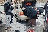 Țigări de contrabandă confiscate de jandarmii arădeni