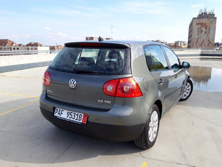 VW GOLF 5 EURO 4