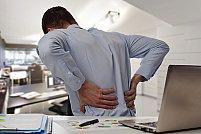 Exercitii de postura pentru reducerea durerilor de spate