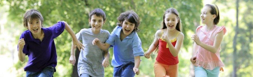 Ziua Copilului in cartierele Aradului