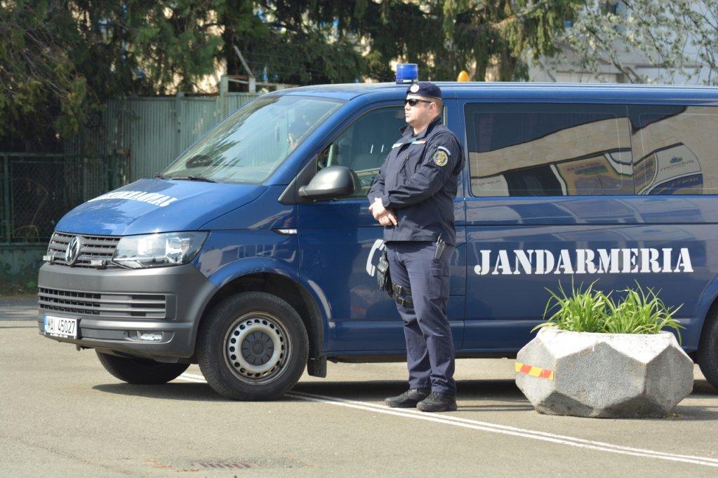 Misiuni ale jandarmilor în acest sfârșit de săptămână