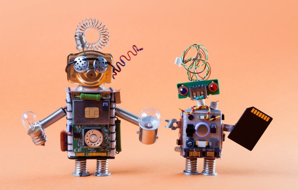 Tehnologie si distractie pentru cei mici