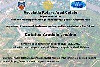 Cetatea Aradului, mâine