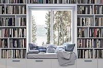 Biblioteca de acasă: cum o faci să arate perfect