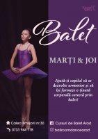 Cursuri balet copii Arad