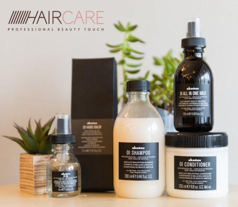 Haircare.ro - Îngrijirea părului începe de aici