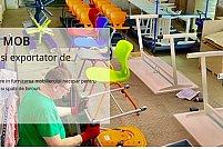 DistinctMob: afacere de succes cu mobilier şcolar şi mobilier de birou