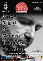 Mircea Tiberian Quartet in Music Hall 3 martie 2011