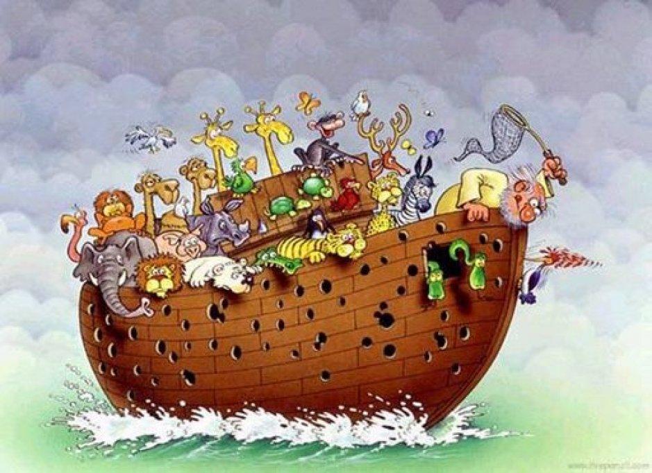 Compania Nationala de Teatru Arca Lui Noe