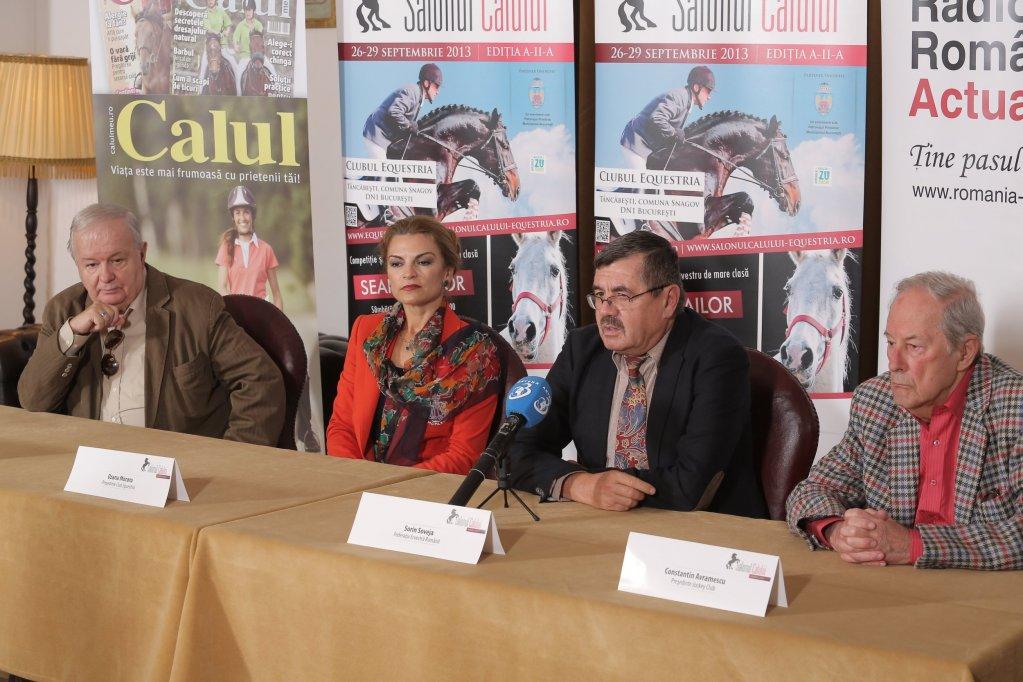 A doua editie a Salonului Calului