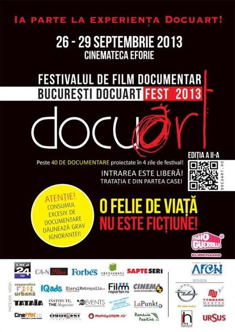 Festivalul de Film Documentare DocuArt
