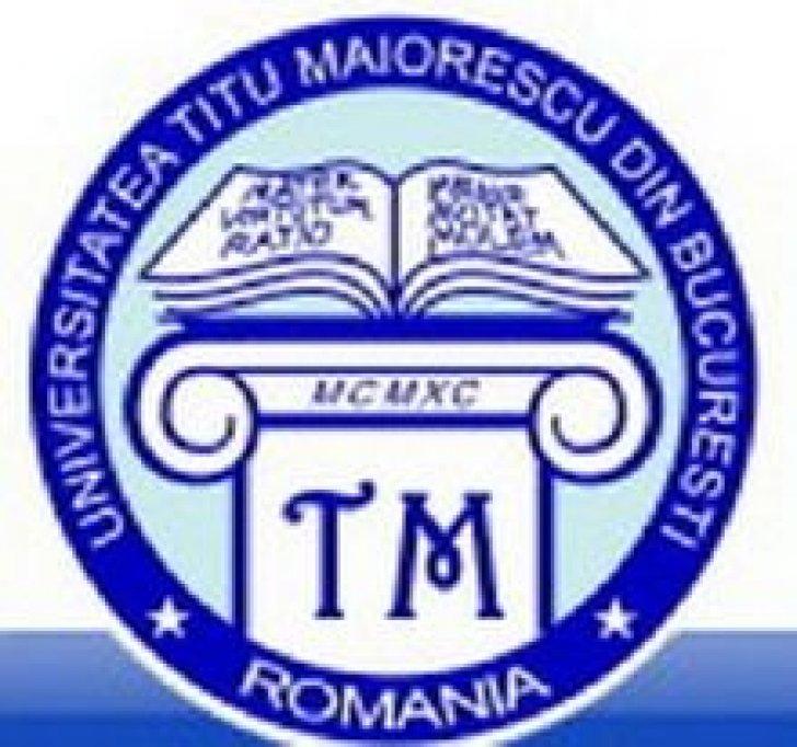 Facultatea de Psihologie Titu Maiorescu