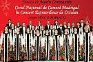 Corul Madrigal - concert de Craciun la Ateneul Roman