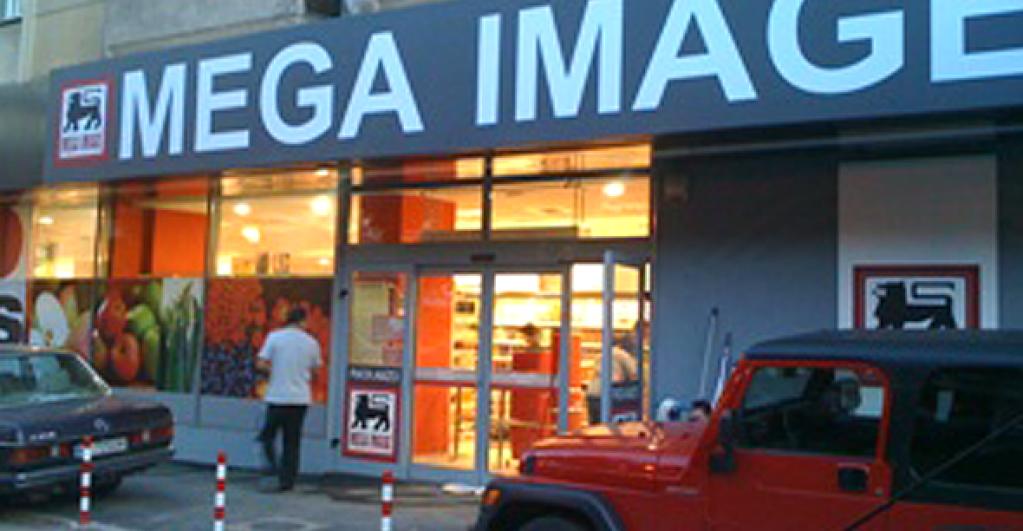 Mega Image - Amzei
