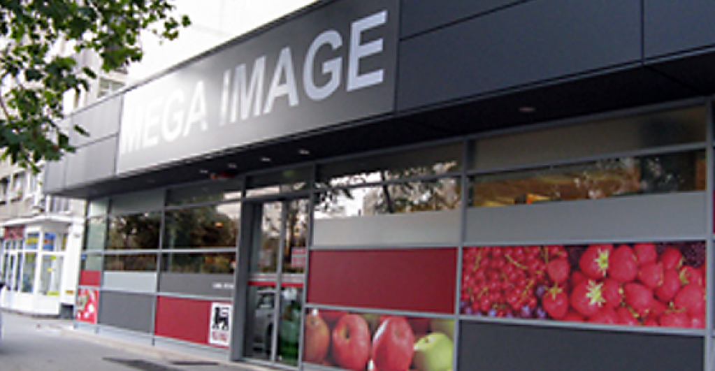 Mega Image - Camil Ressu