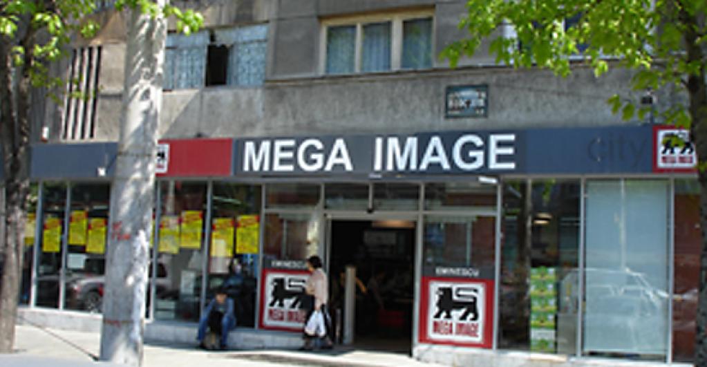 Mega Image - Eminescu