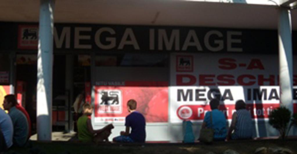 Mega Image - Nitu Vasile