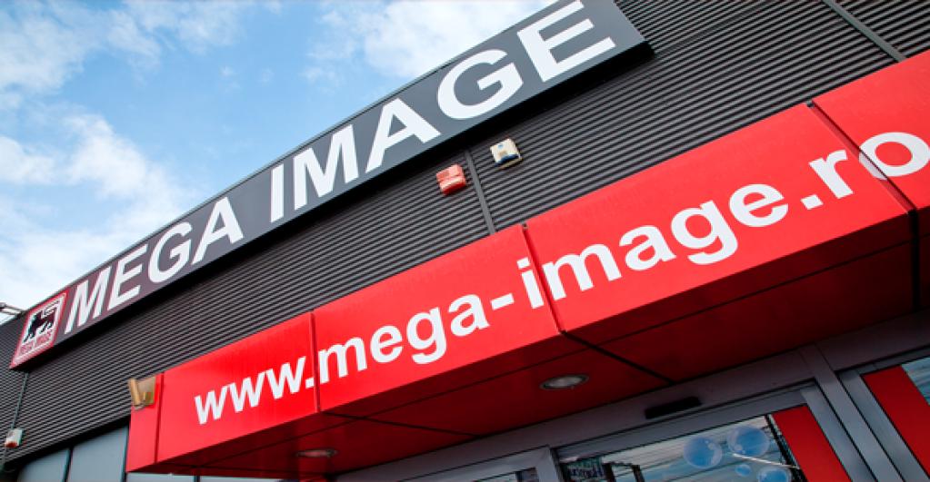 Mega Image - Oltenitei Parc