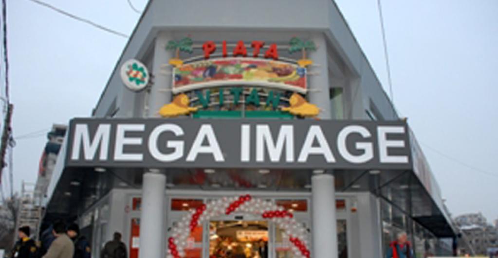 Mega Image - Piata Vitan