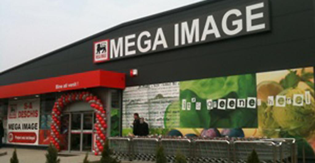 Mega Image - Pod Baneasa