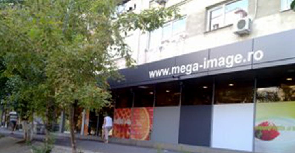 Mega Image - Ramnicu Sarat