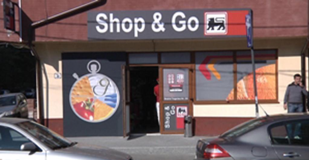 Mega Image - Shop&go Dealul Tugulea