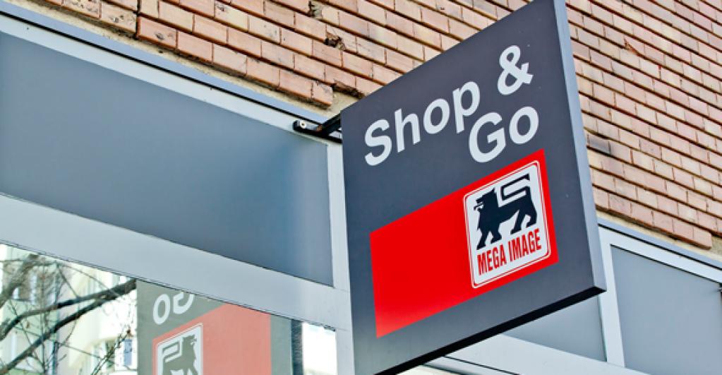 Mega Image - Shop&go Splaiul Unirii 8