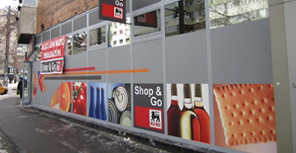 Mega Image - Shop&go Titulescu 121