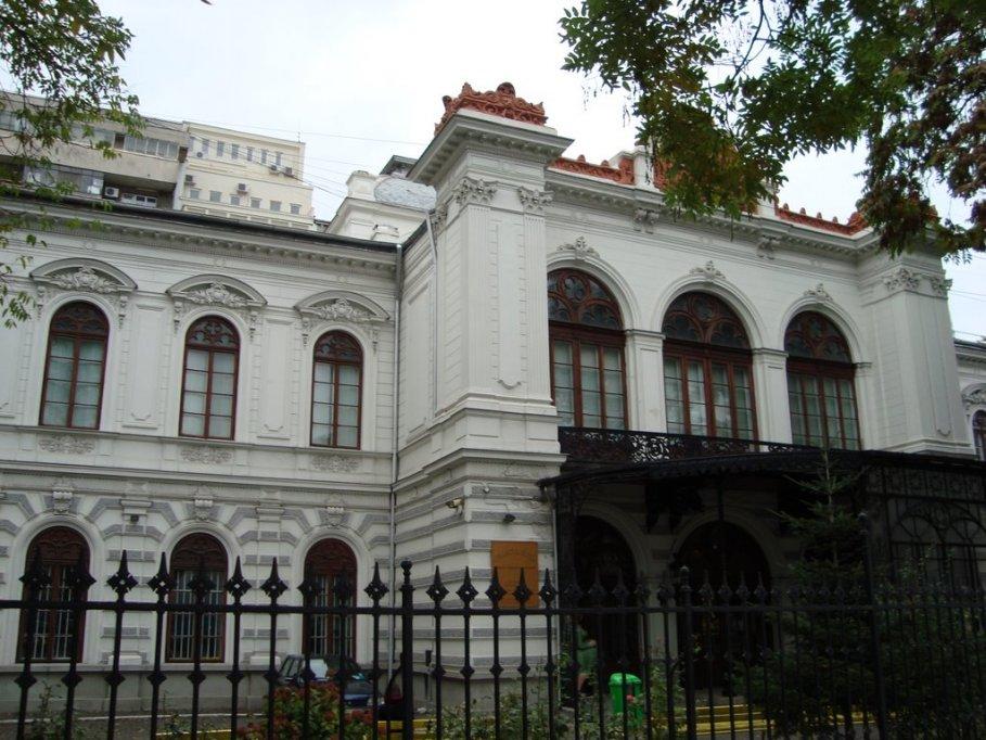 Muzeul Municipal Bucuresti (Palatul Sutu)