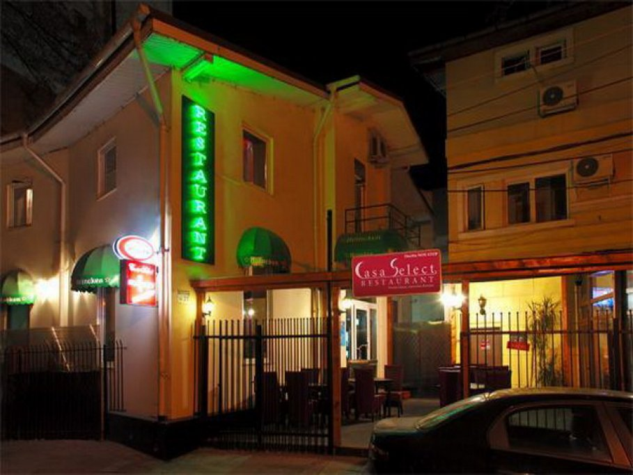 Restaurant  Casa Select Bucuresti