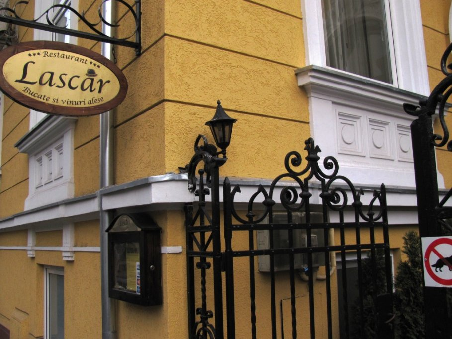Restaurant Lascar Bucuresti