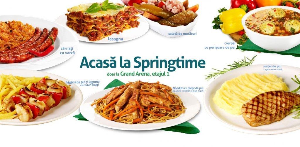 Spring Time Bucuresti - Piata Victoriei