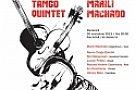 Concert Nuevo Tango Quintet featuring Marili Machado