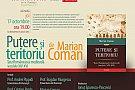 Dezbatere la Bucuresti: Putere si teritoriu. Tara Romaneasca medievala