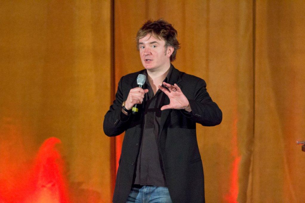Dylan Moran – umor irlandez de inalta clasa la Bucuresti!