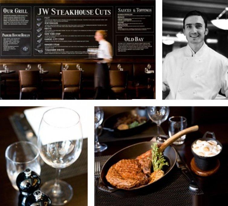 Restaurant JW Steakhouse Bucuresti