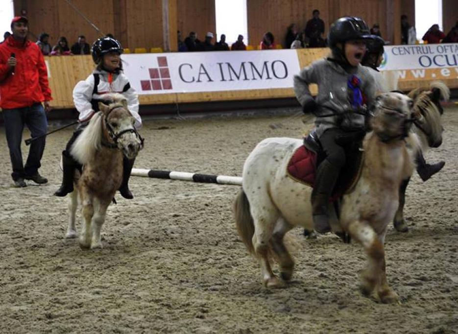 A doua editie a Salonului Calului s-a incheiat duminica seara