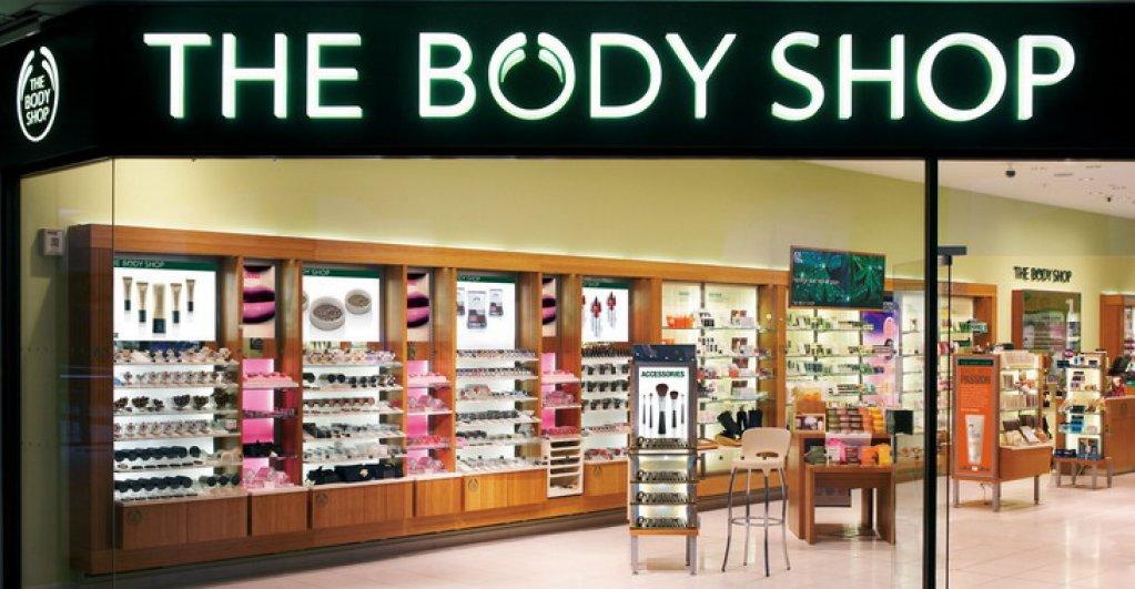 The Body Shop - Baneasa Shopping City
