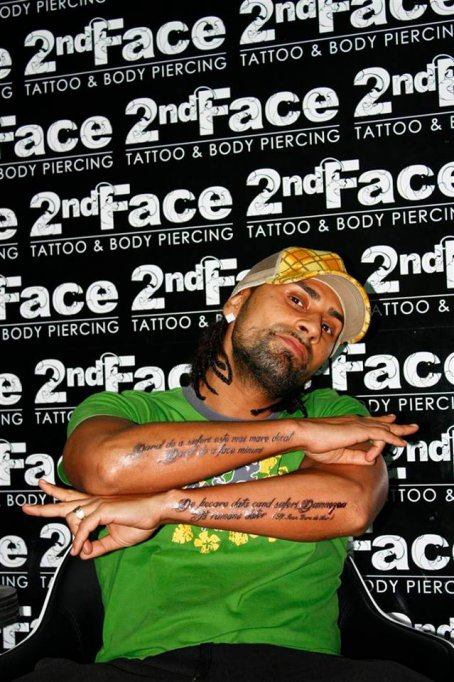 2nd Face Tattoo & Body Piericing