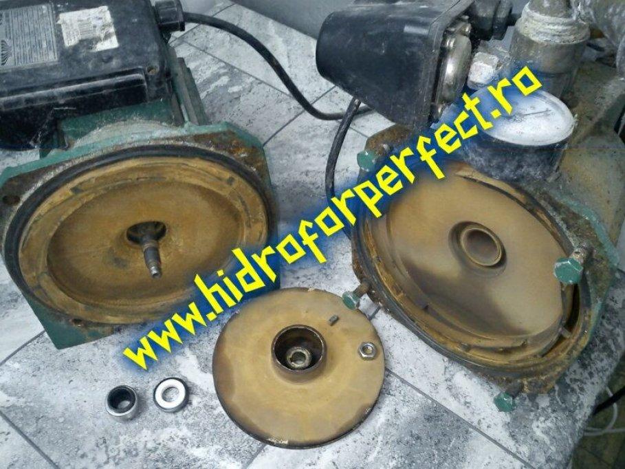 Montaj, interventie si reparatii pompe si hidrofoare Bucuresti-Ilfov