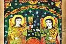Targ de Sfintii Mihail si Gavril la Muzeul National al Taranului Roman