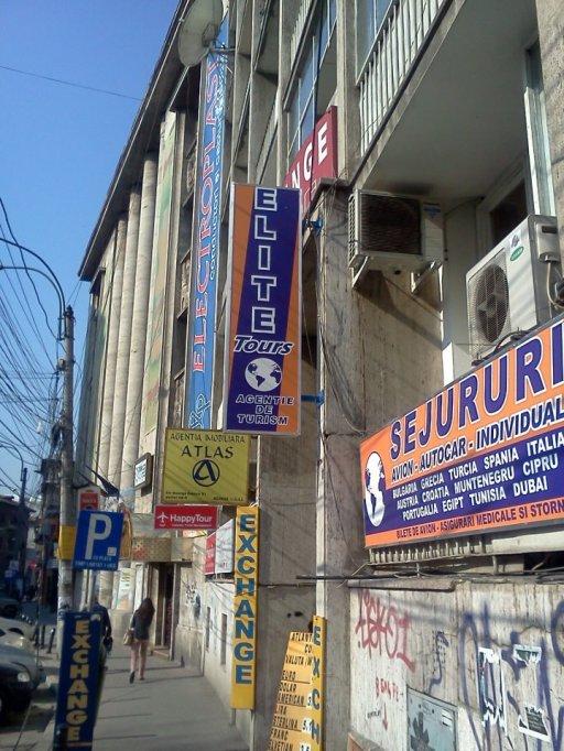 Agentia de turism Elite Tours Bucuresti