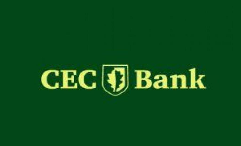 Bancomat CEC Bank - Liviu rebreanu