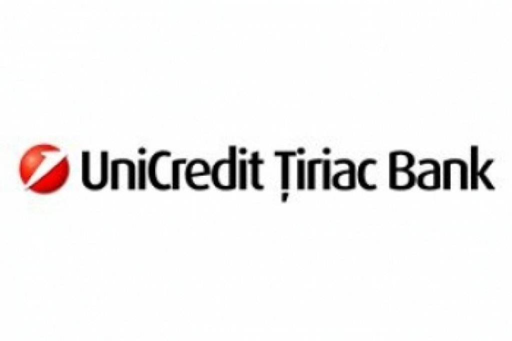 Bancomat Unicredit Tiriac Bank - Bucuresti  Auchan Militari 2